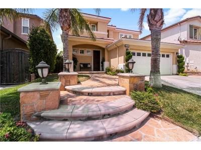 Single Family Home For Sale: 20816 Sardinia Way