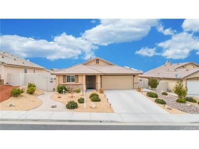 Palmdale Single Family Home For Sale: 37133 Alton Drive