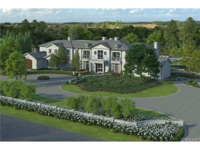 Encino Single Family Home For Sale: 17121 Rancho Street