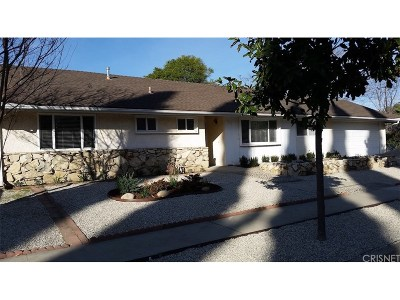 Simi Valley Single Family Home For Sale: 591 Mark