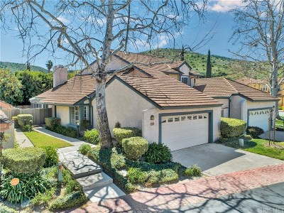 Simi Valley CA Condo/Townhouse For Sale: $499,000