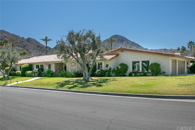 Indian Wells Single Family Home For Sale: 45685 Navajo Road