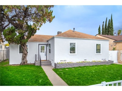 Arleta Single Family Home For Sale: 13417 Osborne Street