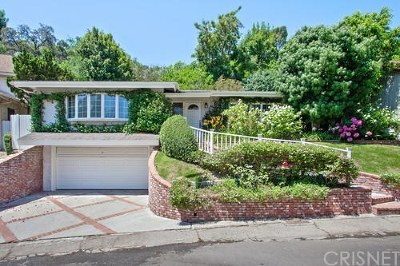 Studio City Single Family Home For Sale: 3911 Van Noord Avenue