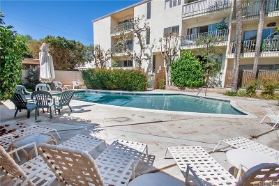 Toluca Lake Condo/Townhouse For Sale: 10240 Camarillo Street #312