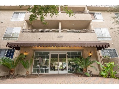 Sherman Oaks Condo/Townhouse For Sale: 4647 Willis #312