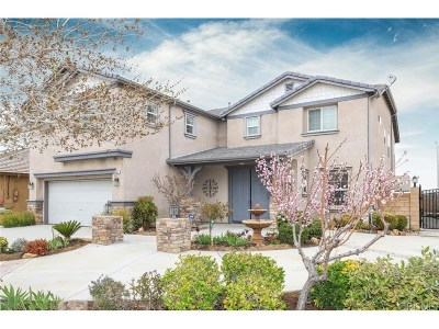 Lancaster Single Family Home For Sale: 4547 West Avenue K1