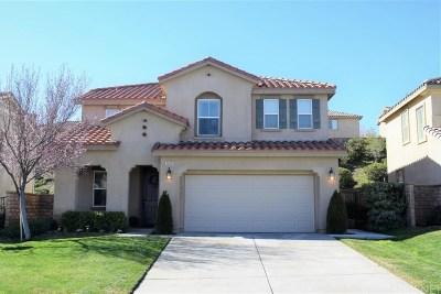 Palmdale Single Family Home For Sale: 2038 Pearmain Drive