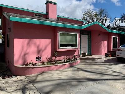 Sherman Oaks Single Family Home For Sale: 4202 Woodman Avenue