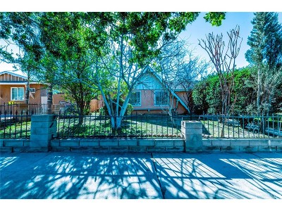 Single Family Home For Sale: 12970 Paxton Street