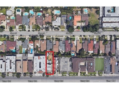 Van Nuys Single Family Home For Sale: 14963 Victory Boulevard
