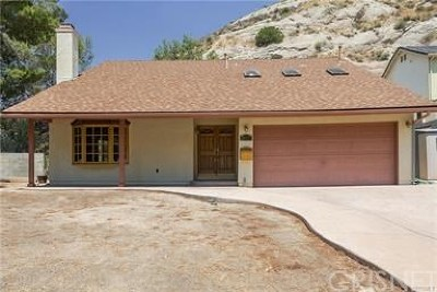 Canyon Country Single Family Home For Sale: 29337 Melia Way