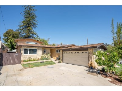 Santa Paula Single Family Home For Sale: 1011 Harvey Drive