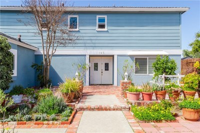 Newbury Park Single Family Home For Sale: 145 Dickenson Avenue