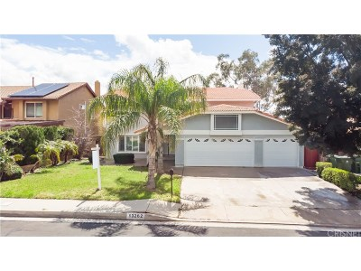 Granada Hills Single Family Home For Sale: 13262 Mission Tierra Way