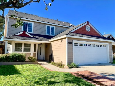 Ventura Single Family Home For Sale: 9941 Millwood Circle