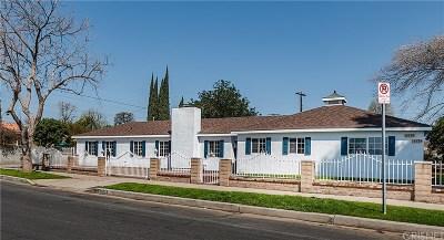 Single Family Home For Sale: 15739 San Jose Street