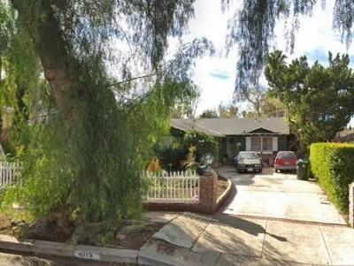 Woodland Hills Single Family Home For Sale: 4713 Don Pio Drive