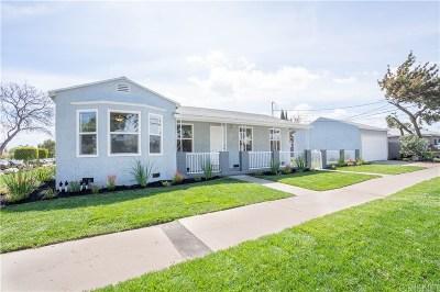 Valley Glen CA Single Family Home For Sale: $699,000