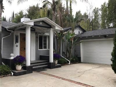 Tarzana Single Family Home For Sale: 5210 Calvin Avenue