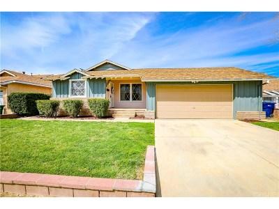 Lancaster Single Family Home For Sale: 629 West Avenue J9