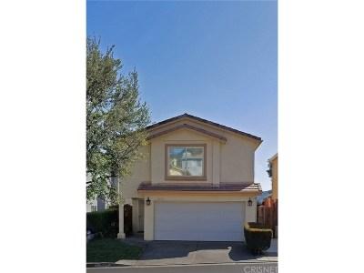 Castaic Single Family Home For Sale: 31354 Castaic Oaks Lane