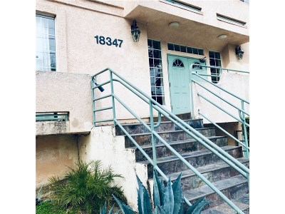 Los Angeles County Single Family Home For Sale: 18347 Saticoy Street #28
