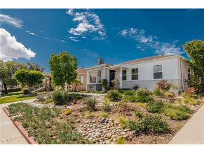 Single Family Home For Sale: 8101 Stewart Avenue