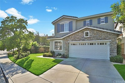 Thousand Oaks Single Family Home For Sale: 2837 Blazing Star Drive