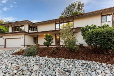 Encino Single Family Home For Sale: 3415 Green Vista Drive