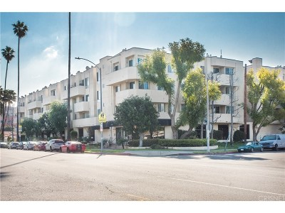 Reseda Condo/Townhouse For Sale: 19350 Sherman Way #336
