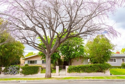 North Hills Single Family Home Active Under Contract: 9233 Monogram Avenue