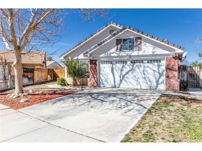 Lancaster Single Family Home For Sale: 43461 Urbana Lane