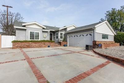 North Hills Single Family Home Active Under Contract: 9319 Rubio Avenue
