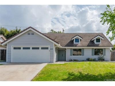 Ventura Single Family Home For Sale: 2214 Sanderling Street