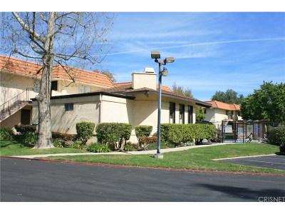 Simi Valley Condo/Townhouse For Sale: 1236 Patricia Avenue #34