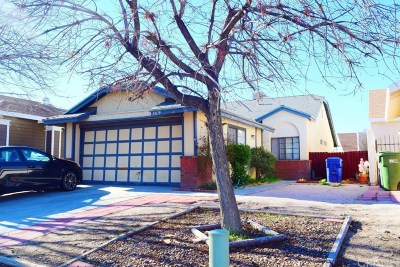 Palmdale Single Family Home For Sale: 37679 Lasker Avenue