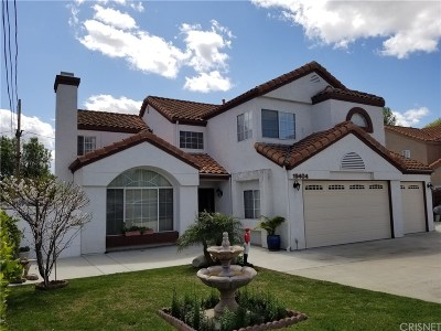 Northridge Single Family Home For Sale: 19404 Roscoe Boulevard