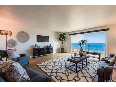 Malibu Condo/Townhouse Active Under Contract: 18203 Coastline Drive #9