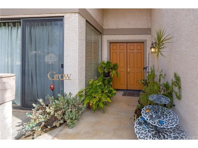 Calabasas Condo/Townhouse For Sale: 26008 Alizia Canyon Drive #A