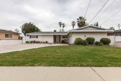North Hills Single Family Home Active Under Contract: 8758 Dempsey Avenue