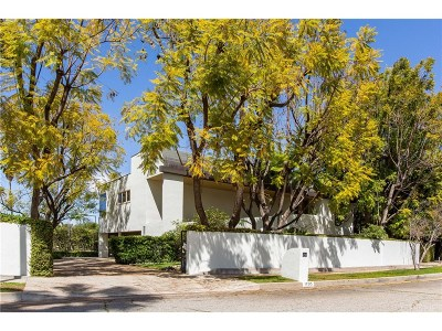 Encino Single Family Home For Sale: 17515 Embassy Drive