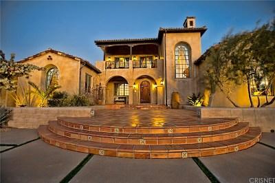Agua Dulce Single Family Home For Sale: 32910 Deerglen Lane
