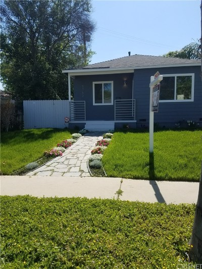 Single Family Home Active Under Contract: 5752 Zelzah Avenue