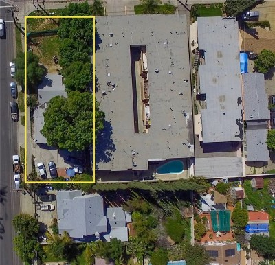 Van Nuys CA Single Family Home For Sale: $975,000