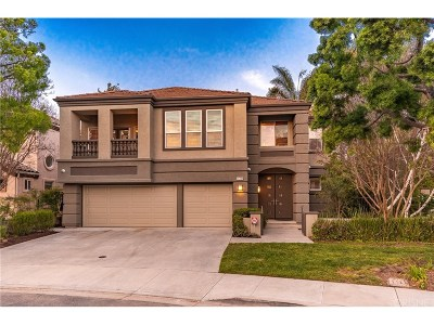 Moorpark Single Family Home For Sale: 11791 Pinedale