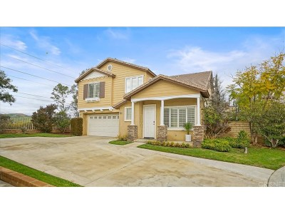 Valencia Northpark (NPRK) Single Family Home Active Under Contract: 23381 Landmark Way