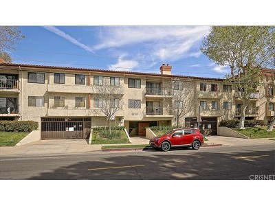 Chatsworth Condo/Townhouse Active Under Contract: 9960 Owensmouth Avenue #19