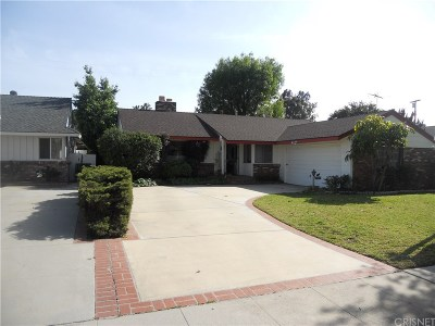 North Hills Single Family Home Active Under Contract: 15938 Liggett Street