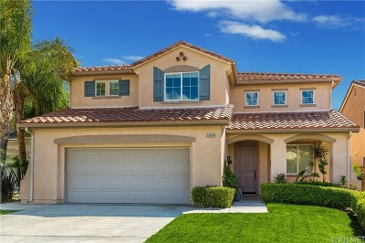 Single Family Home For Sale: 23910 Rustico Court